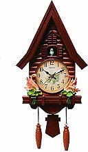 BENREN Mini Tiny Modern Cuckoo Clock, Modern
