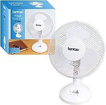 BENROSS 43910 Essential Desk Fan, 9-Inch, 30 W, 20