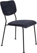 Benson dark blue chair