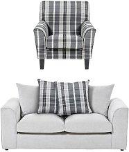 Benton 2 Piece Sofa Set Marlow Home Co.