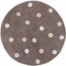 benuta Bambini Children's Rug with Dots Design