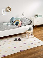 Benuta Bambini Dots Children's Rug for Play