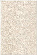 benuta ESSENTIALS Rug, Cream, 133x190 cm