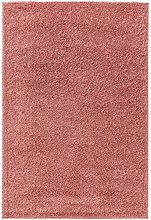 benuta ESSENTIALS Rug, Pink, 160x230 cm