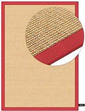 Benuta Natural Fibre Rug for Hallway and Living