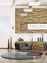 benuta Shaggy Deep-Pile Rug for Bedroom and Living