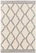 benuta TRENDS Rug, Polypropylene, Cream, 120x170 cm