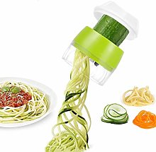 Beofine Spiralizer Vegetable Slicer, Handheld