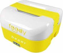 Beper BC.160g, Portable Food Warmer, White/Yellow