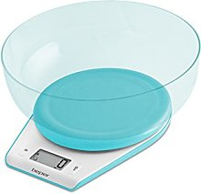 Beper Electronic Kitchen Scale, Blue