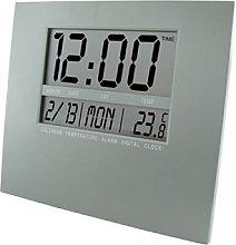 Beper Lucilla Clock Thermometer White