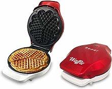 Beper Waffle Maker, Red