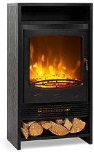 Bergamo Electric Fireplace 900 / 1800W Thermostat