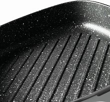 BergHOFF Gem 28cm Non Stick Aluminium Grill Pan -