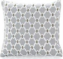 Berkeley 18' Silver Cushion Cover Bed Sofa