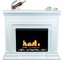 Berlin Gel and Ethanol Fireplace XXL with