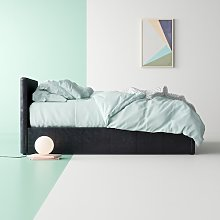 Berlin Upholstered Ottoman Bed Hashtag Home