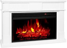 Bern Electric Fireplace 1000 / 2000W LED 10-30 °