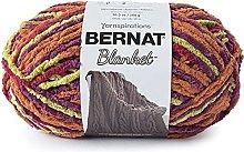 Bernat Yarn Blanket, Persian Rug, 300g