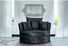 Bernice Swivel Tub Chair Willa Arlo Interiors