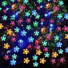 Berocia Solar Fairy Lights Outdoor Waterproof