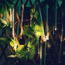 Berocia Solar LED Meteor Shower Rain Lights 30cm