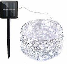 Berocia Solar String Lights Outdoor Garden