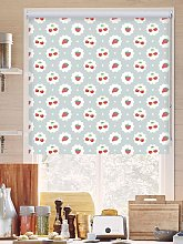 Berries For Breakfast Patterned Roller Blind
