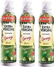 Bertolli Original Spray Olive Oil, 3x200ml