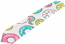 Beryl Shop Candy Donut Table Runner for Dinners or