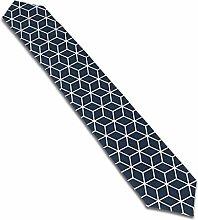Beryl Shop Navy Interlocked Hexagon Lattice