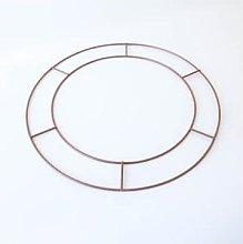 Berylune - Copper Chandelier Wreath Hoop