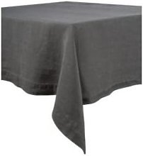 Berylune - Washed Linen Tablecloth Granite