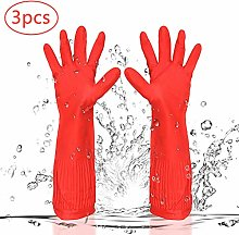 BESLIME Rubber Cleaning Gloves - Washing up