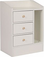 Bespivet Bedside Table Simple Small Nightstand