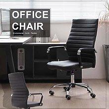 Bespivet PU leather Desk Chair, Ergonomics Office