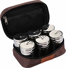 BESPORTBLE 1 Set Portable Spice Shakers Seasoning