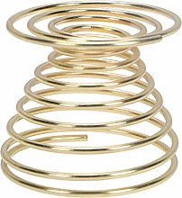 BESPORTBLE 4pcs Stainless Steel Spring Wire Tray