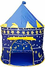 BESPORTBLE Kids Castle Play Tent Prince Princess
