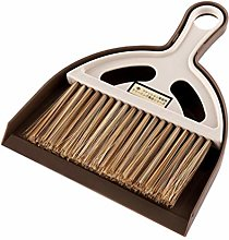 BESPORTBLE Mini Household Dustpan Brush Set Broom