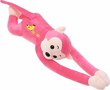 BESPORTBLE Monkey Curtain Holder Plush Zoo Animal