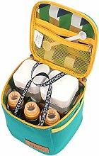 BESPORTBLE Portable Spice Jar Set Seasoning Box
