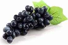 Best Artificial Fruit & Veg (Bunch of Black Grapes)