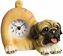 Best of Breed Pug Wagging Tail Mantle Desk Shelf