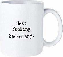 Best Secretary Assistant Ceramic Coffee Mug Unique