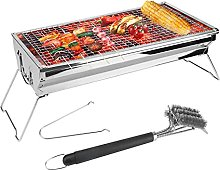 Bestcool Charcoal Barbecue Gril, Portable Folding