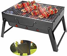 Bestcool Charcoal Barbecue Grill, Portable BBQ