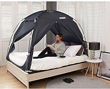 BESTEN Floorless Indoor Privacy Tent on Bed for