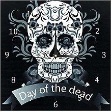 BestIdeas Wall Clocks Dead Of The Dead Battery