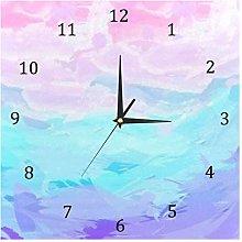 BestIdeas Wall Clocks Fantasy Cloud Battery